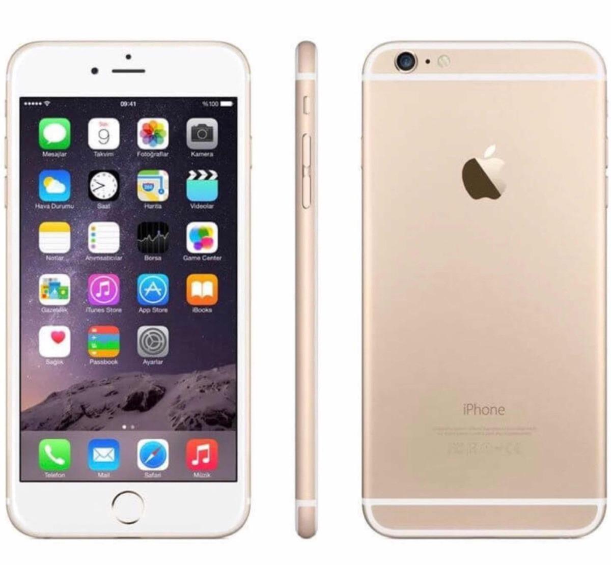 7f54b8082 iphone 6s 64 gb cpo novo lacrado garantia 1 ano apple. Carregando zoom.