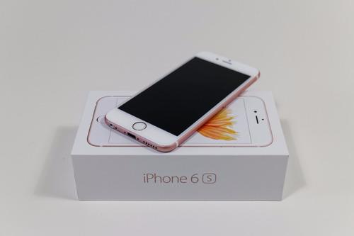 iphone 6s 64 gb liberado de fabrica color rosa