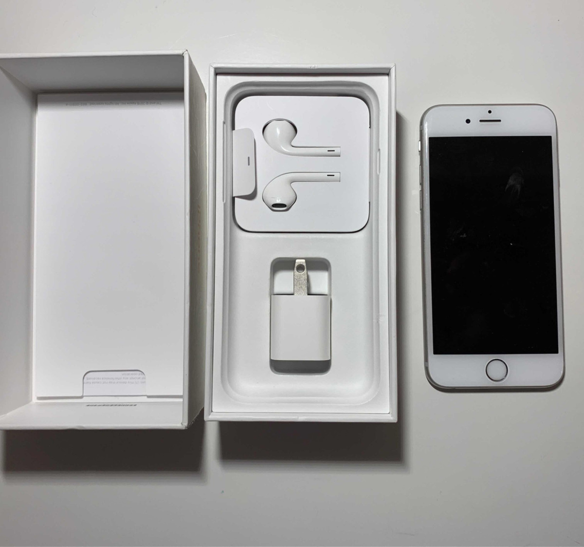 502d1ea876e iPhone 6s 64g Silver - Liberado + Accesorios - $ 17.500,00 en ...