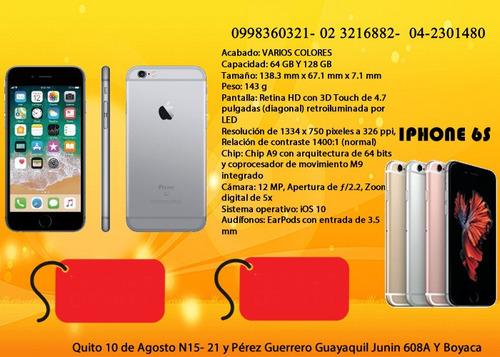 iphone 6s 64gb , 128gb
