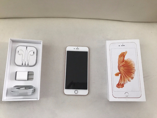 iphone 6s 64gb como nuevo con factura