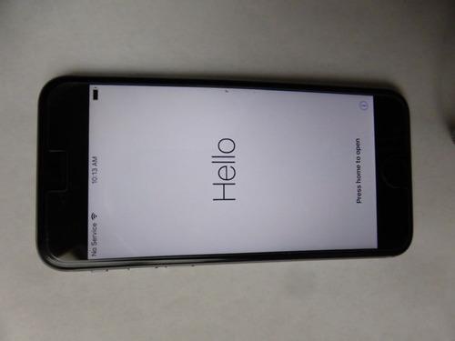 iphone 6s 64gb gris espacial (at&t
