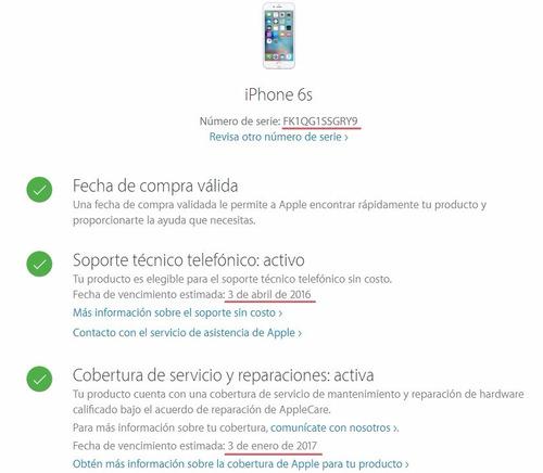 iphone 6s 64gb libre telcel iusacell movistar nextel garanti