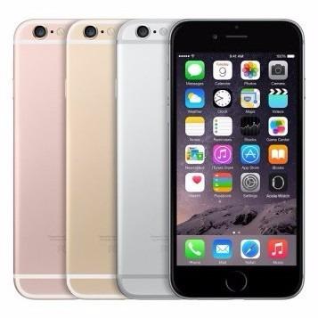 iphone 6s 64gb precintados gtía 1 año y hasta 12 cuotas bde