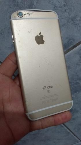 iphone 6s a1688 carcaça para retirar peças