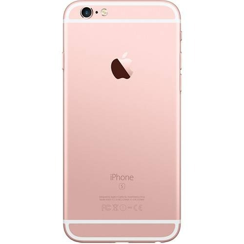 iphone 6s apple tela 4,7 4g 32gb câmera 12 mp rose