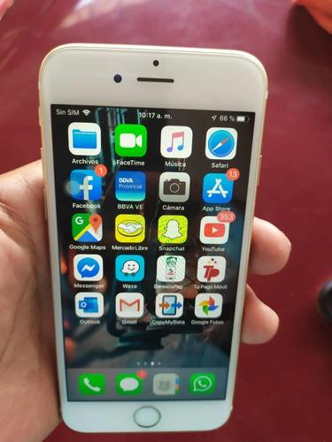 iphone 6s de 16gb liberado buen estado de uso