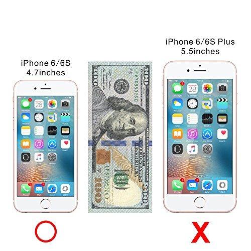carcasa iphone 6s cuero