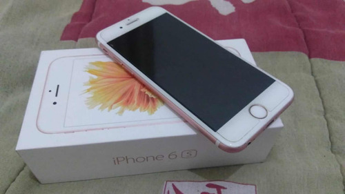 iphone 6s ouro rosa 32 gb