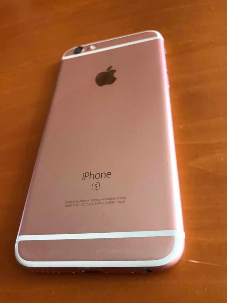 974a972a0ed iPhone 6s Para Piezas O Refacciones - $ 2,000.00 en Mercado Libre