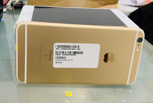 iphone 6s 'plus '128gb ' dorado' factory12meses de garantia