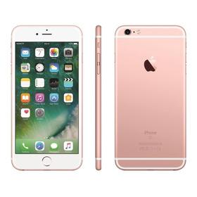iPhone 6s Plus 128gb Usado Ouro Rosa Seminovo Excelente