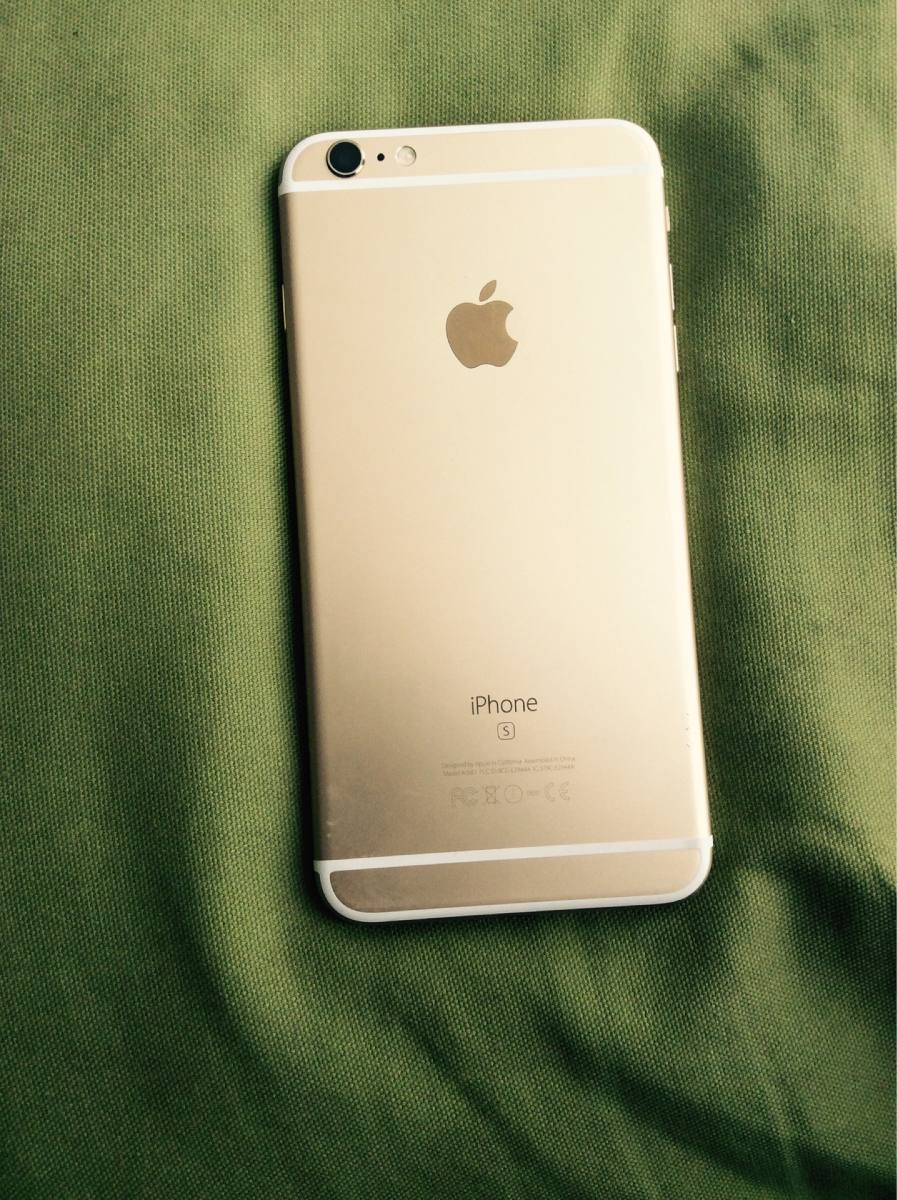 Iphone 6s Plus, 16gb, Dorado. - $ 11,000.00 en Mercado Libre