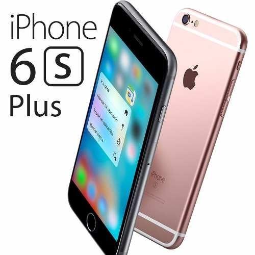 1225313b46f iPhone 6s Plus 16gb Liberado Eq. Exhibición Cristal Temp Msi ...