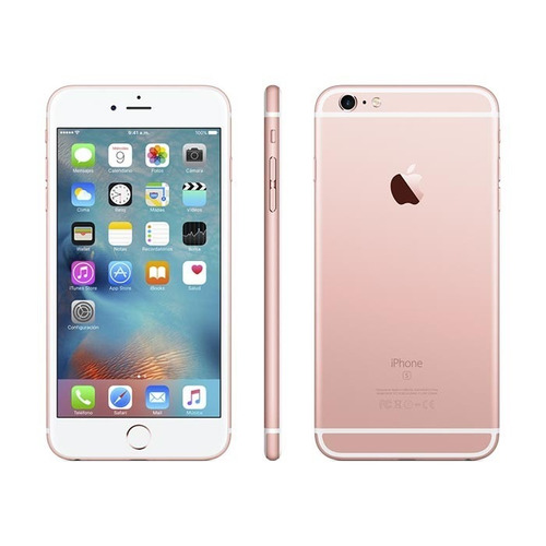 iphone 6s plus 32 gb nuevo liberado rose gold