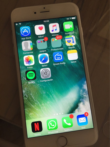 iphone 6s plus 64 gb impecable