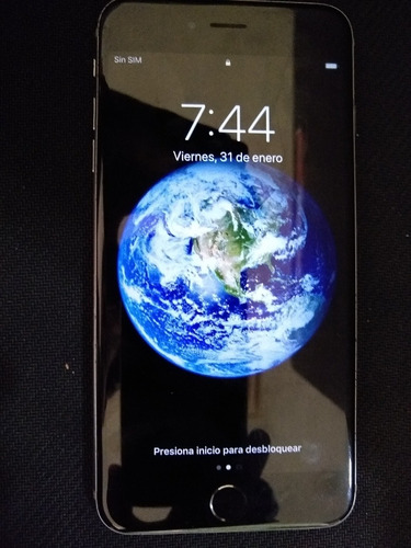 iphone 6s plus 64 gb libre de fabrica cualquier compañía