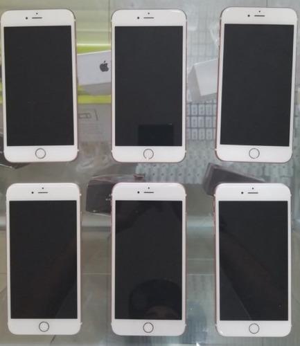 iphone 6s plus 64 gb rose gold desbloqueado somos tienda