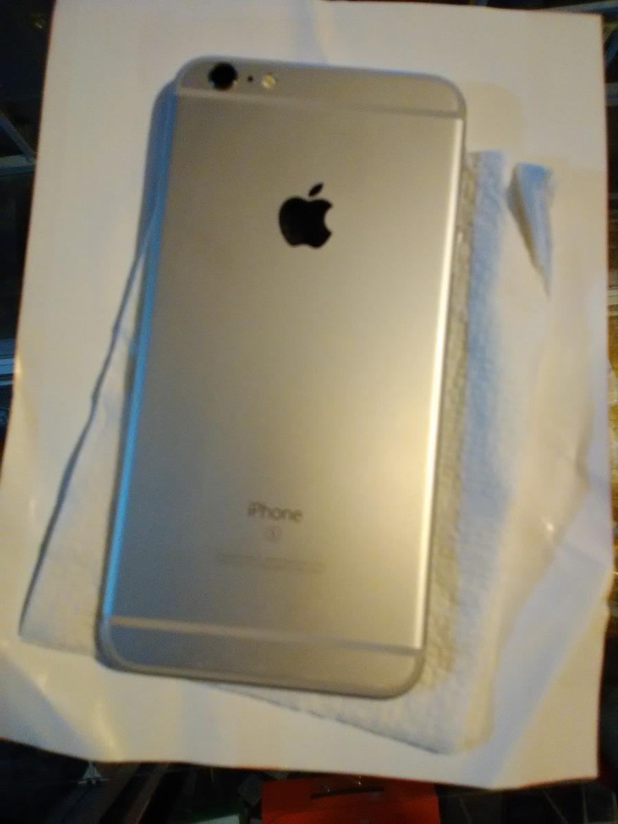 08d48e35ad0 iPhone 6s Plus 64gb En Su Caja Fotos Reales - $ 8,999.00 en Mercado ...