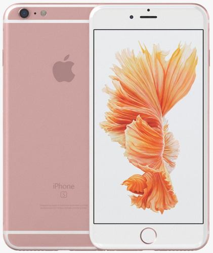 iphone 6s plus 64gb estetica de 95% de exhibición, + regalo