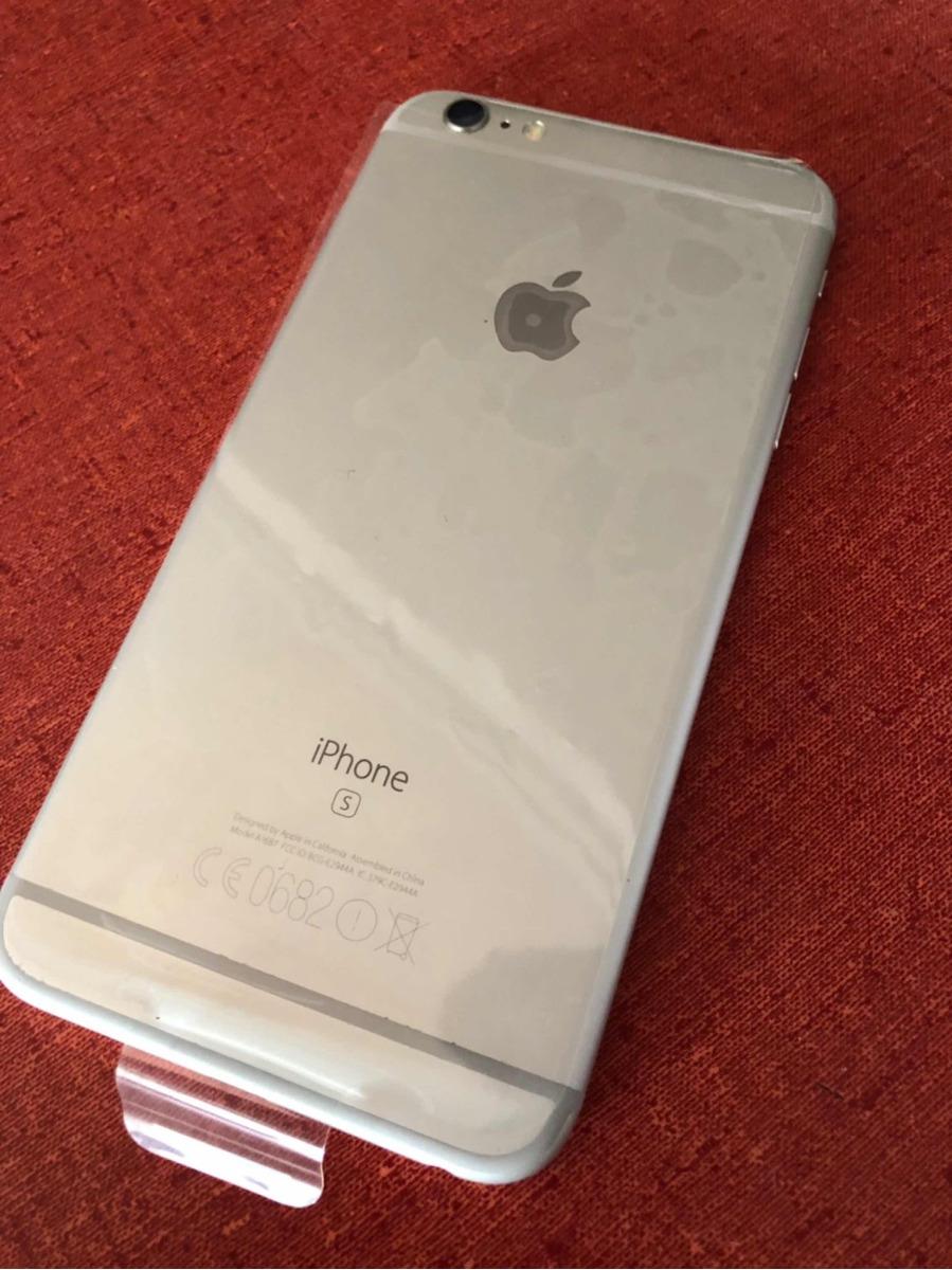 5f75d34e1d7 iPhone 6s Plus 64gb Liberado En Caja Excelente Estado - $ 20.790,00 ...