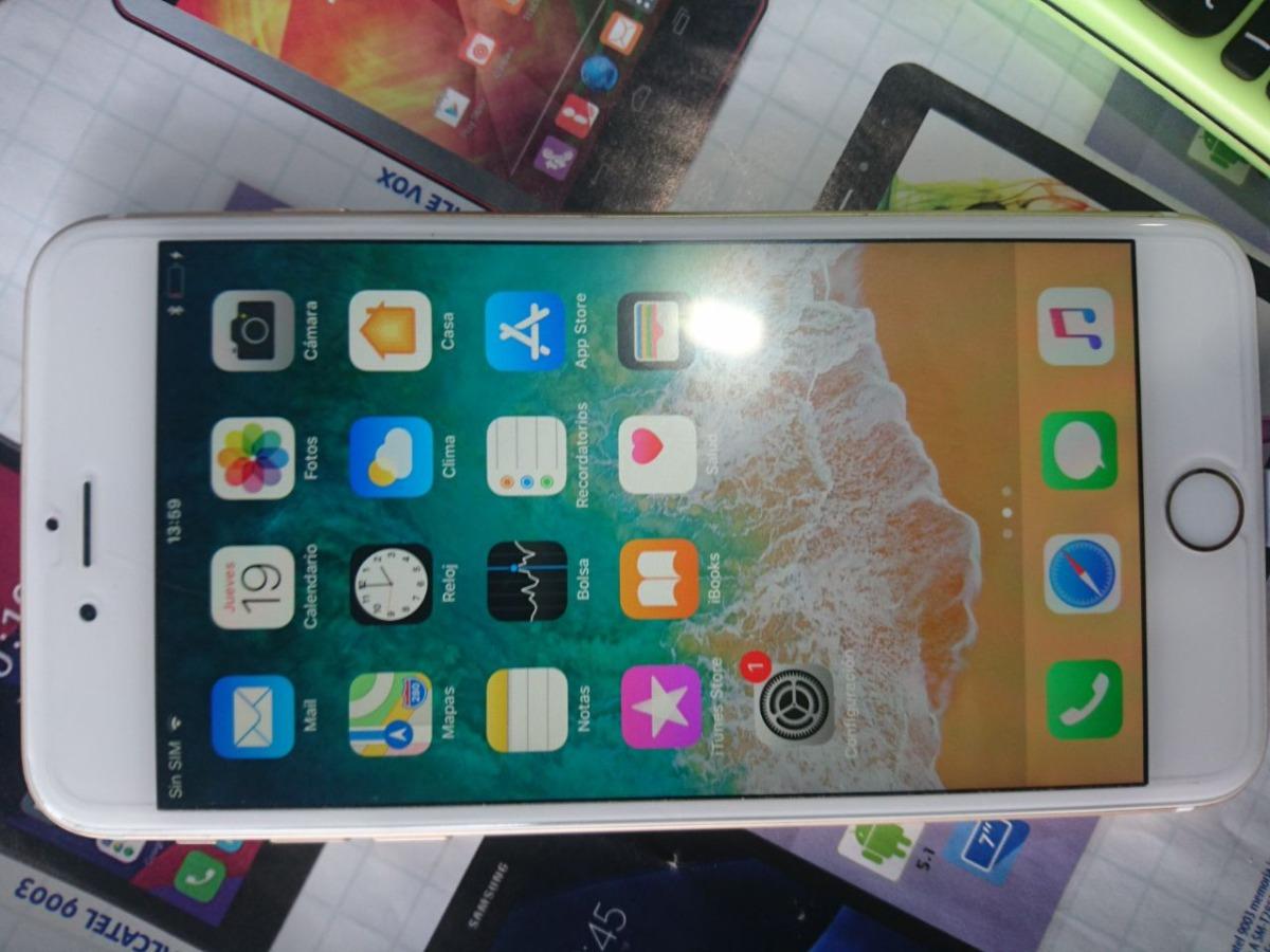 21b1ac0171b iPhone 6s Plus 64gb Liberado Nuevo Sin Caja - $ 10,299.00 en Mercado ...