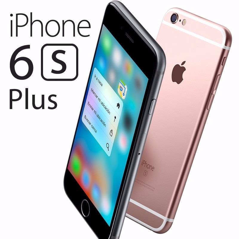 3b0695cabad8e iphone 6s plus 64gb nuevos sellados !!promo !!obsequios+fact. Cargando zoom.