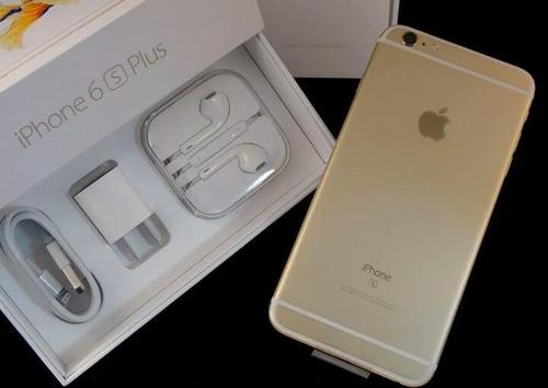 iphone 6s plus 64gb totalmente nuevo