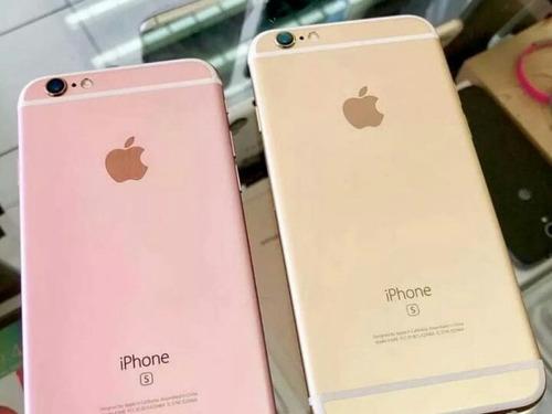 iphone 6s plus 64y128gb nuevo de caja