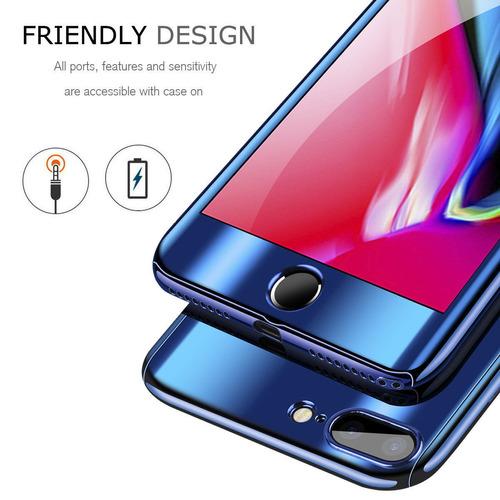 9e3bf837110 iphone 6s plus/ 6plus funda impacto completa+mica templada. Cargando zoom.