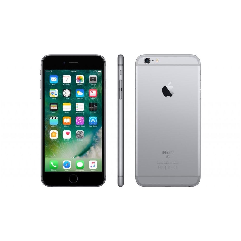 7d771a1c925 iPhone 6s Plus Color Gris Y Negro 16gb Perfecto Estado - $ 6,999.00 ...