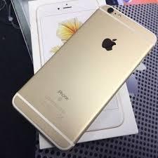 iphone 6s plus de 128gb color gold
