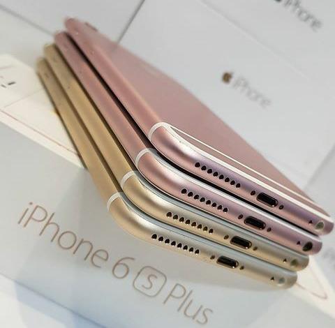 iphone 6s plus de 128gb factory,,,