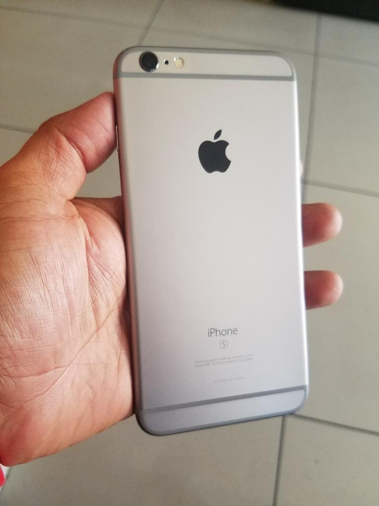 41d76f7c3c5 iPhone 6s Plus De 64gb Tienda Física Usados Garantía - S/ 1.380,00 en  Mercado Libre