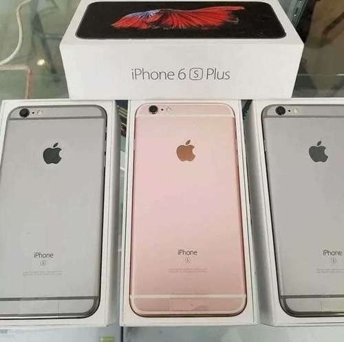 iphone 6s plus desbloqueado en todas compañia