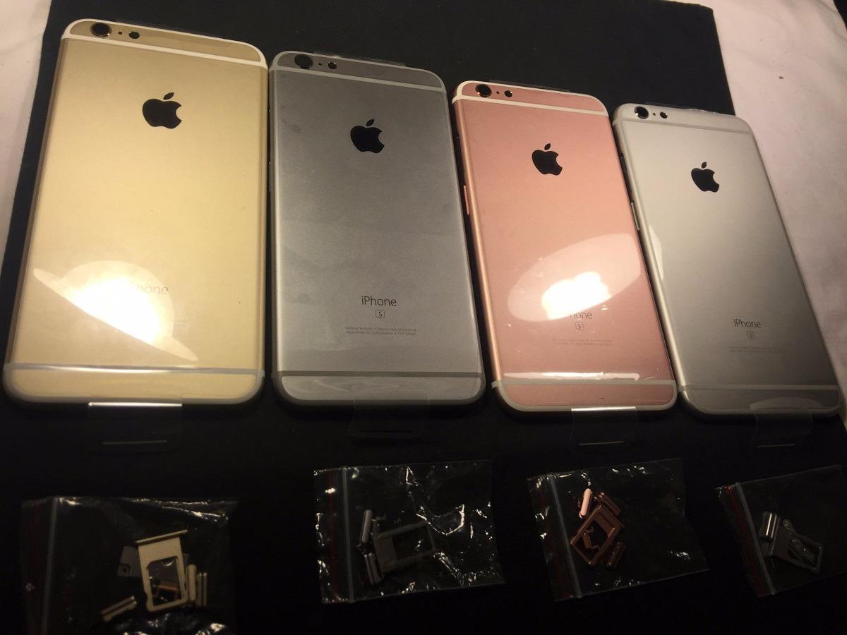Iphone 6s Plus Marco Bisel Chasis Aluminio Nueva - $ 580.00 en ...