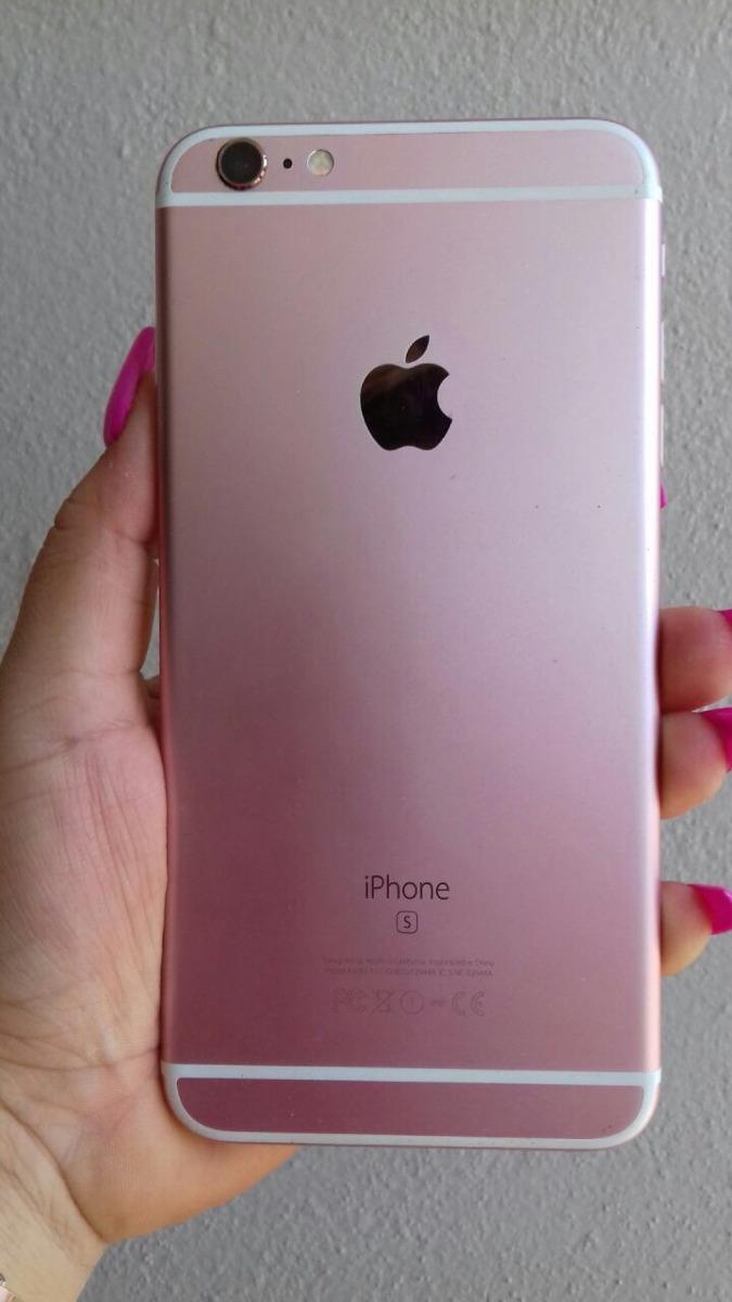 iPhone 6s Plus Rose Gold - $ 8,000.00 en Mercado Libre