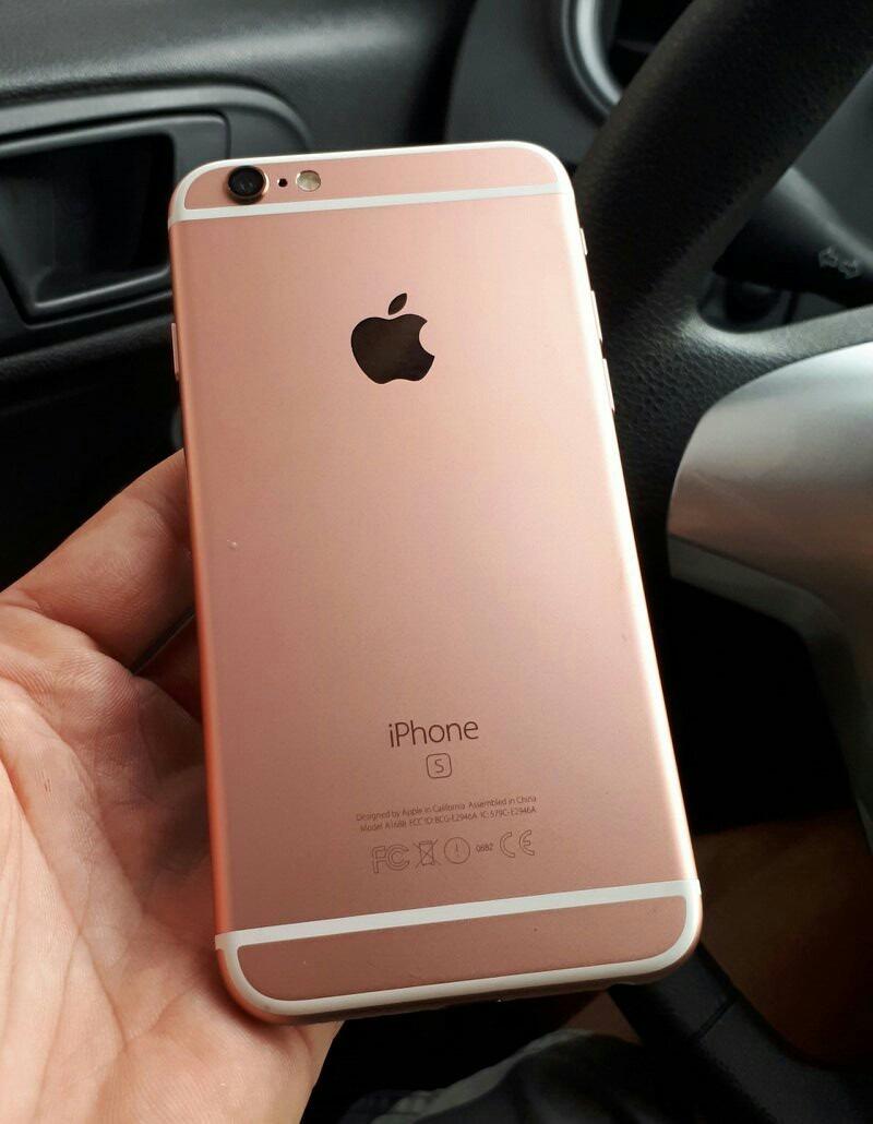 36932c66280 iPhone 6s Rose 16gb Apple Seminovo Com Garantia - R$ 1.700,00 em ...