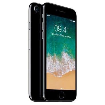 iphone 7 128gb 4g a1778 novo garantia 1 ano envio so para sp