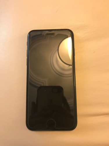 iphone 7 128gb black impecable