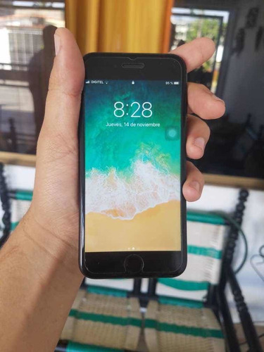 iphone 7 128gb black mate desbloqueado (300trmp)