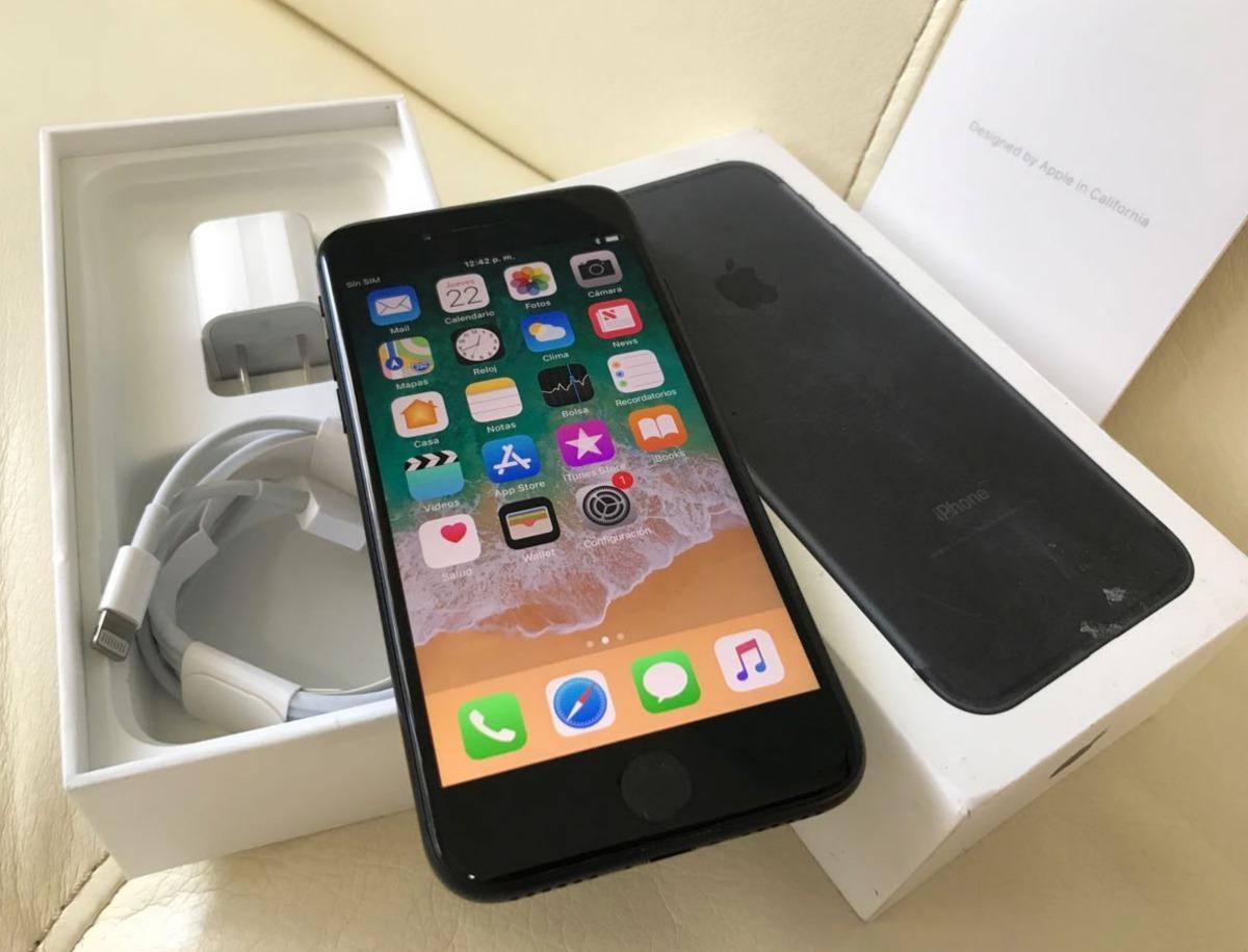 9440b06292e iPhone 7 -128gb Garantizado Al 100% Envio Gratis! Negociable ...
