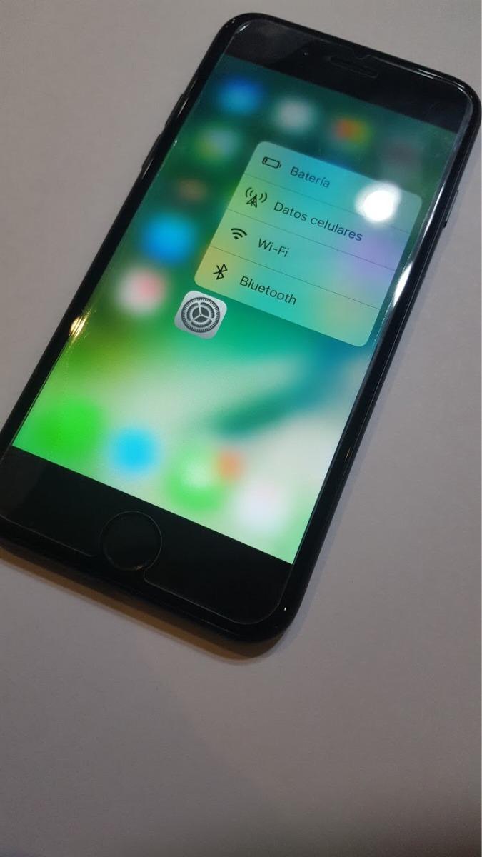Iphone 7 128gb Negro Mate - $ 26.000,00 en Mercado Libre