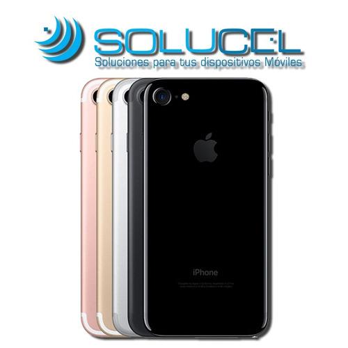 iphone 7 128gb nuevos sellados en caja garantia