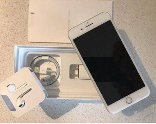 iphone 7 128gb plus white&silver
