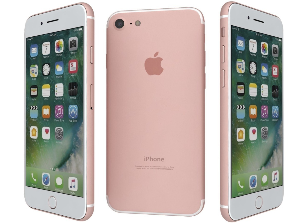 Iphone 7 128gb Rose Apple Desbloqueado Overstock - R  2.319 aa6b89c6aa5da