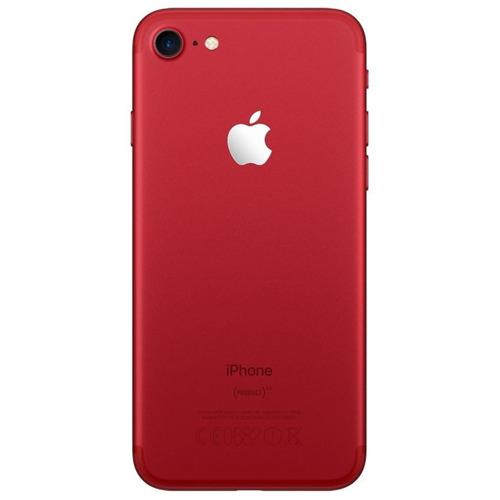 iphone 7 128gb vermelho excelente seminovo c/garantia e nf