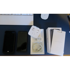 iPhone 7 256 Gb Preto Fosco + Capa Carregadora Apple