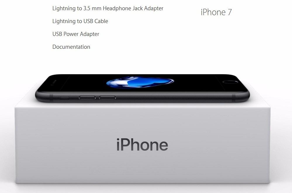 0ceea05d9 Iphone 7 256 Gb Preto Mate Pronta Entrega Menor Preço Ml - R  3.999 ...