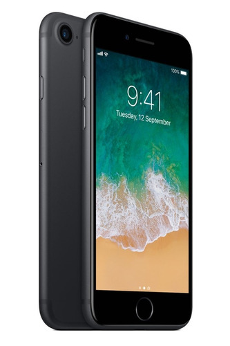 iphone 7 256gb black matte. $440mil oferta consultar